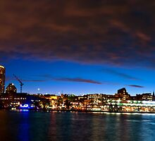 Sydney Lights! by David Geoffrey Gosling (Dave Gosling)