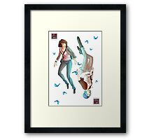 Life is Strange  - Max Framed Print