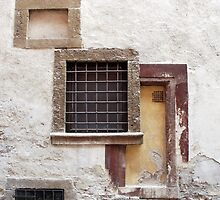 Where's the door? by Celia Strainge