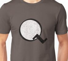 Distressed The Question Logo Shirt Unisex T-Shirt