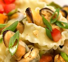 Fettucce alle vongole by SmoothBreeze7
