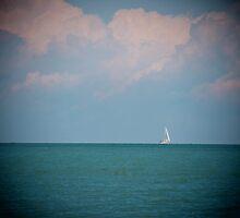 Sailing Away by SRowe Art