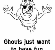 Ghouls just want to have Fun by TippyToes