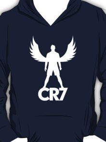 CR7 angel white T-Shirt