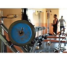 Pro Weights Photographic Print