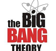 The Big Bang Theory - Logo by BlueWallDesigns