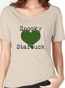 Spooky ♥ Starbuck Women's Relaxed Fit T-Shirt
