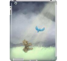 Clouds Above iPad Case/Skin