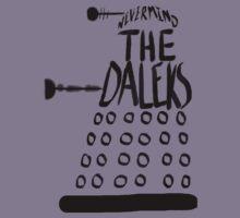 Never Mind the Daleks Kids Clothes