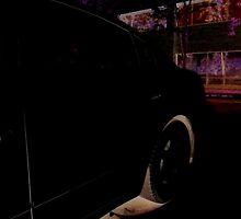 Dark City Car by SHUBERT