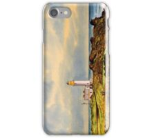 Turnberry Golf Course 9th Tee iPhone Case/Skin