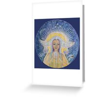Libra - Star Sign Greeting Card