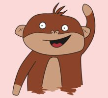 monkey  One Piece - Long Sleeve