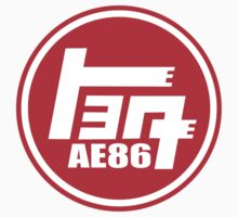 Retro Toyota AE86 by axesent