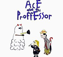 Ace and the Professor Unisex T-Shirt