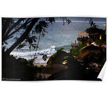 Uluwatu Bali Staircase  Poster