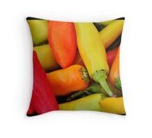 Hot Hot Hot Throw Pillow