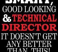 SMART,GOOD LOOKING & TECHNICAL DIRECTOR IT DOESN'T GET ANY BETTER THAN THIS! by fancytees