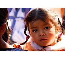 Children of Guatemala Photographic Print