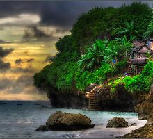 Dream house Bali by Trevor Murphy