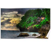Dream house Bali Poster