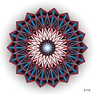 Mandala No. 94 by AlanBennington