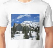 Paradise Inn at Mount Rainier April 2015 Unisex T-Shirt