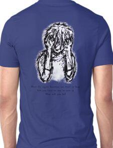 Agony - SilentCries Series Unisex T-Shirt