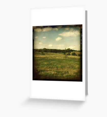 Journey Home #1 Greeting Card