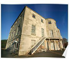 The Mansion, Beckenham Place Park Poster