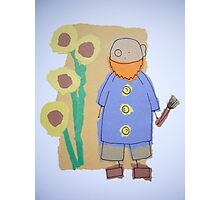Little Artists: Van Gogh Photographic Print