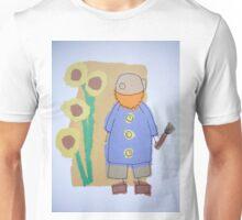 Little Artists: Van Gogh Unisex T-Shirt