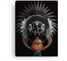 Apocalyptic chief Canvas Print