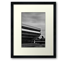 Central Hall: A Long Exposure Framed Print