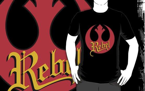 rllrs - REBEL **New** tee by rllr