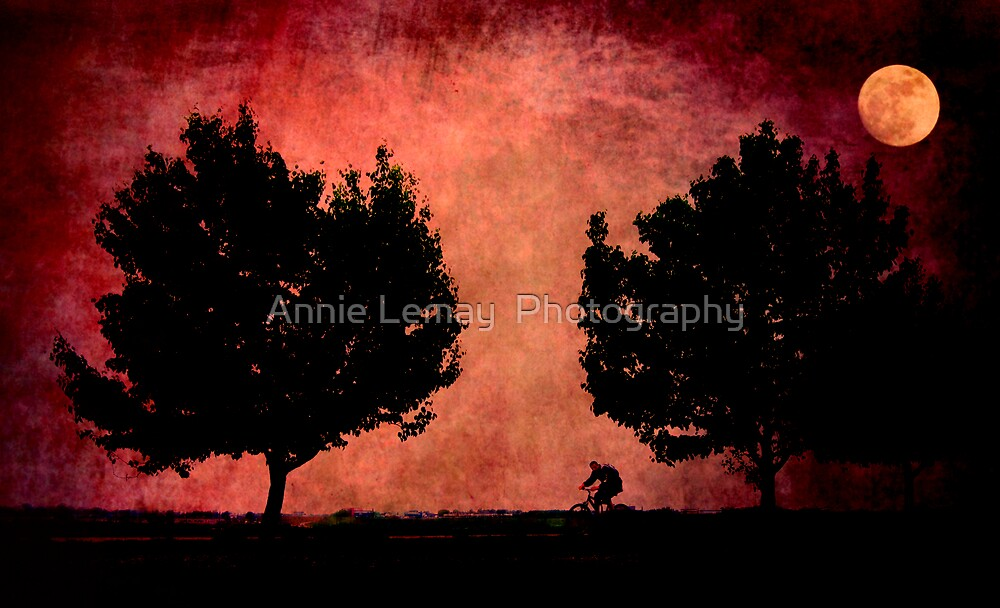 Moon Ride by Annie Lemay  Photography