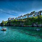 Cornwall - Looe by Simon Marsden