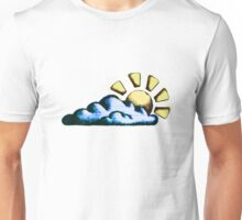 Sun Cloud Unisex T-Shirt