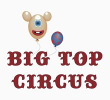 Big Top Circus by Zehda