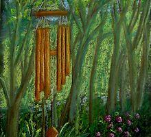 Tubular Bells by Hilary Robinson