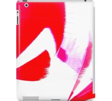Racing yacht spinnaker and blooper iPad Case/Skin