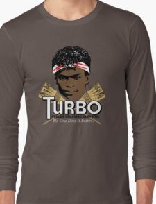 Turbo Street Cleaning Services Long Sleeve T-Shirt