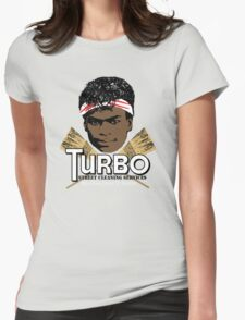 Turbo Street Cleaning Services Womens T-Shirt