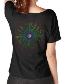 Binary_Mandala - Antar Pravas 2011 - Visionary Art Mandalas Women's Relaxed Fit T-Shirt
