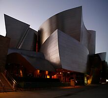 Walt Disney Concert Hall ~ Los Angeles by fototaker