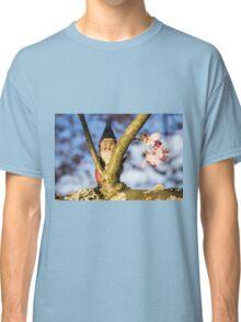 Petal Peek Todd Classic T-Shirt