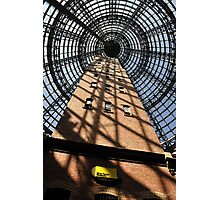 Shot Tower Museum, Melbourne Photographic Print