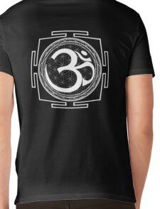 OM_Yantra - Antar Pravas 2011 - Visionary Art Mens V-Neck T-Shirt