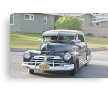 1947; Your ride to the prom 2011! Metal Print