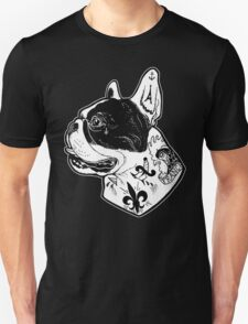 Tattooed French Bulldog T-Shirt